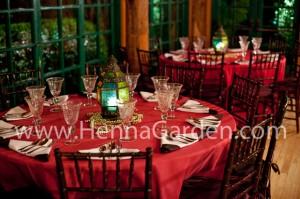 Lantern Table Design