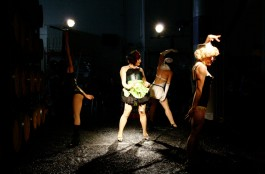 Cirque Dancers